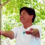 Prof. Prof. Huixian Chen - Qigong Master.